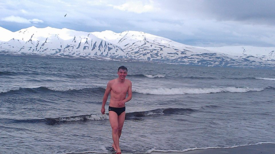 Swimming In Dalvik