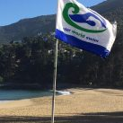 WWS Flag in Zapallar