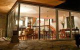 Casa Zapallar dining